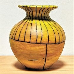 David-Ernster-Porcelain-vase-with-yellow-terra-sig-and-drwing-5x4.51