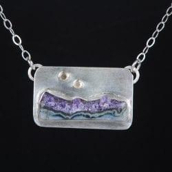 Kolb-Michelle-purple-blue-necklace