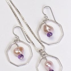 Rae-Marcie-Hexagon-Earrings-and-Pendant-with-Baroque-Pearl-and-Amethyst-Rae-01-29-20-0285