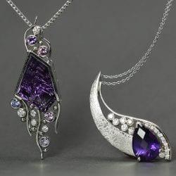 Richter-Paul-amethyst-pendants