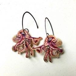 Sawyer-Becky-octopus-earrings