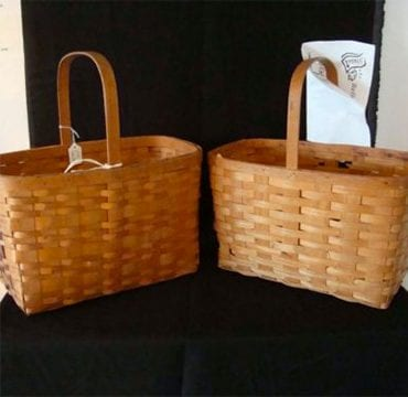 League of NH Craftsmen's baskets, Permanent Collection