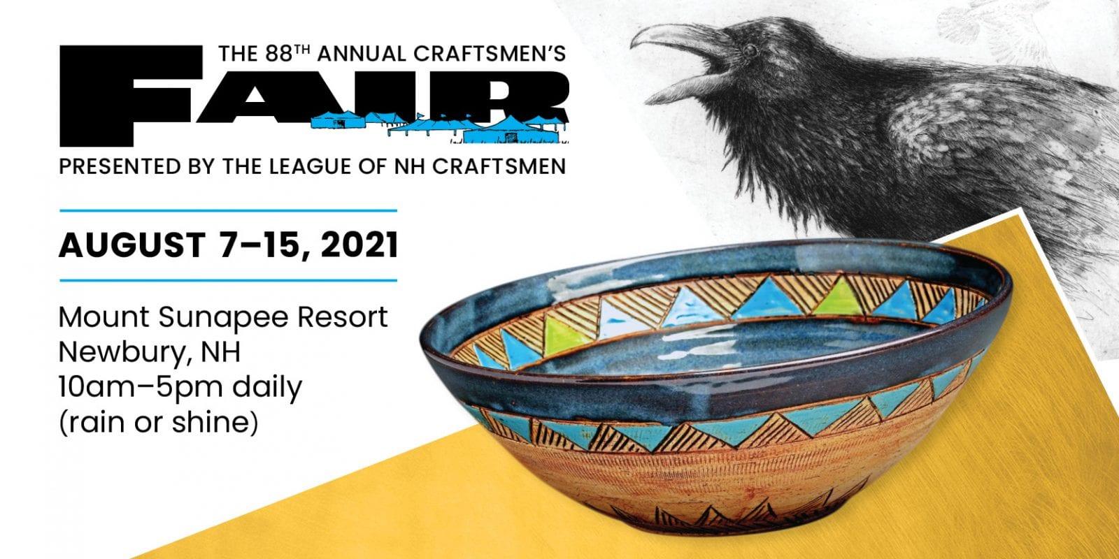 Annual Craftsmen's Fair 2021